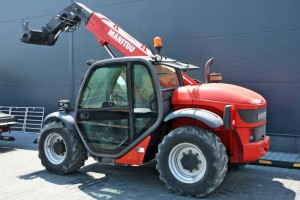 MANITOU MLT627 TURBO COMPACT