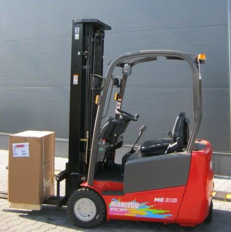 Wózek widłowy elektryczny MANITOU-ME315-POP