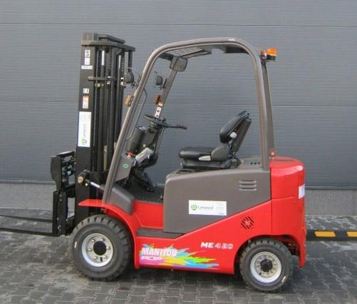 Wózek widłowy elektryczny MANITOU-ME420