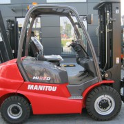 Wózek widłowy spalinowy MANITOU MI25D