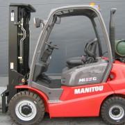 Wózek widłowy spalinowy LPG MANITOU MI25G