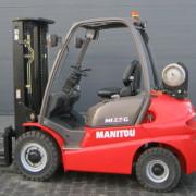 Wózek widłowy spalinowy LPG MANITOU-MI25Ga