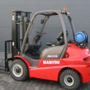 Wózek widłowy spalinowy LPG MANITOU-MI25Gb