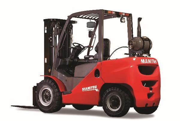 Wózek widłowy spalinowy LPG MANITOU MI40