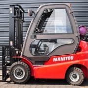 Wózek widłowy spalinowy MANITOU MI18G